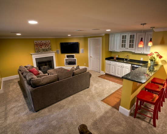 Basement apartment design jk home commercial inspections services - Basement design services ...