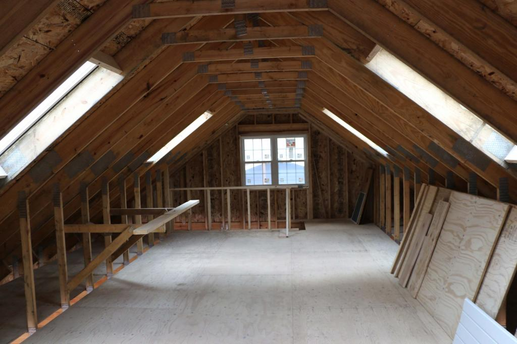 Convert your attic space into new floor area